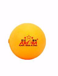1 Piece 3 Stars Ping Pang/Table Tennis Ball Indoor-Other
