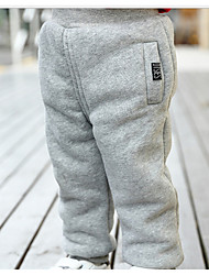 Boys' Casual/Daily Solid Pants Winter