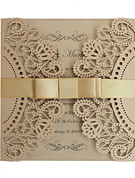 Gate-Fold Wedding Invitations 50-Invitation Cards Greeting Cards Mother's Day Cards Baby Shower Cards Bridal Shower Cards Engagement