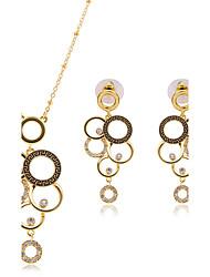 Women Bohemia Wedding Bridal Nightclub Punk Hollow Grape Necklace Earrings Clavicle Chain Tanabata Festival Gift