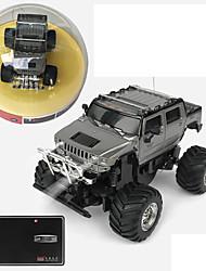 Carroça Corrida Electrico Escovado Carro com CR 2.4G Alguma montagem necessária Carro de controle remoto Controle Remoto/Transmissor