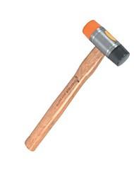 Impugnatura in acciaio con martello 45mm