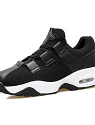 Basketball Shoes Men's  Customized Microfiber Breathable Profession Athletic Shoes Black White