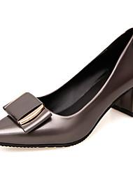 Женские сандалии летние сандалии pu случайный клин каблук пряжка ходьба