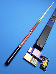 Trois-quarts en deux parties queue Queue & Accessoires Tables et Accessoires Billard Bleu Boîtier Inclus multi-alat Erable