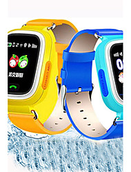 GPS smart watch baby watch Q90 with Wifi touch screen SOS Call Location DeviceTracker for Kid Safe Anti-Lost Monitor