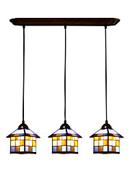 Pendant Light   Tiffany Others Feature for LED Designers Metal Bedroom Dining Room Kids Room Entry Hallway