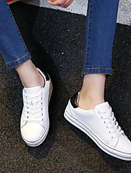 Women's Boots Summer T-Strap Rubber Casual White