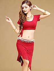 Vamos a bailar vientre bailarinas mujer falda de moda modal