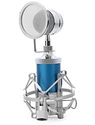 Avec fil Microphone de Karaoké Noir Bleu Rose Blanc