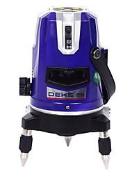 Deke® 3 Line 530nm Infrared Green Laser Marking Instrument Leveling Line Laser