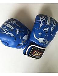 Luvas de Exercício Luvas de Box Luvas para Saco de Box Luvas para Treino de Box para Boxe Esportes Relaxantes Fitness Muay Thai Dedo Total