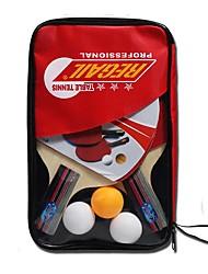 2 Stelle Ping-pong Racchette Ping Pang Gomma Manopola  lunga Manopola corta Altro
