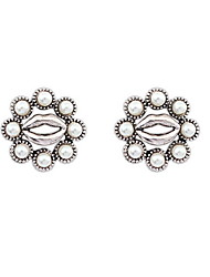 Stud Earrings Jewelry Euramerican Fashion Personalized Pearl Alloy Jewelry Jewelry For Wedding Special Occasion 1 Pair