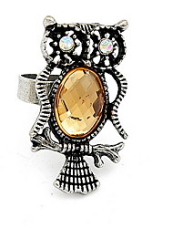 Han Edition Multicolor Restoring Ancient Ways The Owl Ring Opening