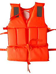Jaquetas Salva-Vidas Natação Mergulho Surfe Navegação Prova-de-Água Secagem Rápida Respirável