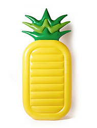 Water Use PVC Inflatable Pineapple Float In Summer Water Swimming Supplies