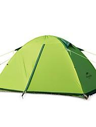 2 человека Двойная Однокомнатная Палатка <1000mmПоходы Путешествия
