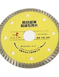 Hongyuan / hold- керамический специальный ломтик 105 * 20 * 1.2mm105 * 20 * 1.2mm / 1pcs