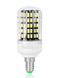 YouOKLight 1PCS E14 6W AC220-240V 108*5733 SMD LED Cold White High Luminous Corn Bulb Spotlight LED Lamp Candle Light for Home Lighting