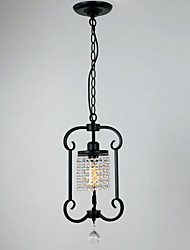 Pendant Light ,  Modern/Contemporary Traditional/Classic Rustic/Lodge Vintage Country Painting Feature for Mini Style MetalStudy