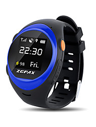 YY ZGPAX S888A Bluetooth Waterproof Smartwatch Children Elder SOS GPS Tracking Smart watch Anti-lost alarm For iOS Android Phone