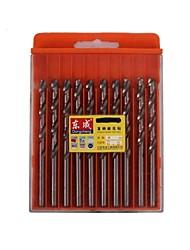 East to Grind High Speed Steel Hemp Bit 6.2 Mm Materials 6542 / Box