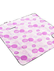 Picnic Pad Heat Insulation Moistureproof/Moisture Permeability Hiking Camping Outdoor Indoor Traveling Flannel