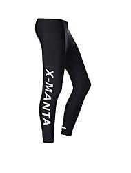 Mujer Pantalones de neopreno Transpirable Secado rápido Compresión Neopreno Traje de buceo Medias/Mallas Largas-Buceo Primavera VeranoUn