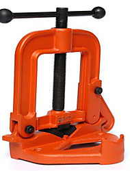 New Pipe Table Vice TD1101 5 Clamp Body Can Be Made Of Malleable Cast Iron Block Forging