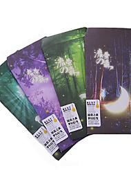 Multifunction Color Paper Portable Postcards Stationery Envelope