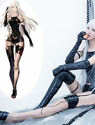 Inspiriert von Cosplay Cosplay Video Spiel Cosplay Kostüme Cosplay Kostüme Ärmellos