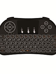 TZ P9 Standard Edition Wireless Mini Keyboard with Mouse Touchpad 2.4GHz Wireless