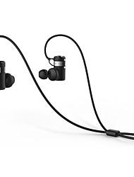 Ck ks parkour écouteurs bluetooth sans fil hifi basse écouteurs stéréo avec microphone annulation sonore anti-douille pour téléphones