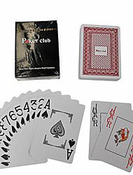 Poker Brinquedos Criativos & Pegadinhas Quadrangular Plástico