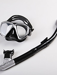 Diving Masks Diving Packages Snorkels Protective Diving / Snorkeling Mixed Materials