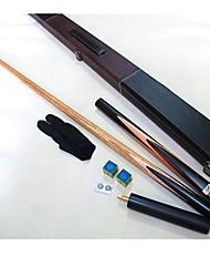 Uma peça Cue Cue Sticks & Acessórios Sinuca Piscina Capa Inclusa multi-ferramenta Resina