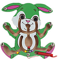 Board Game Games & Puzzles Rabbit Plastic