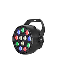 LED Stage Light Magic LED Light Ball Party Disco Club DJ Show Lumiere LED Crystal Light Laser Projector 30W - - -Auto Strobe DMX 512