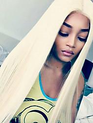 613 cores perucas virgens brasileiras do laço do cabelo peruca reta do cabelo humano da parte dianteira do laço do cabelo peruca longa do