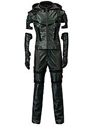 Cosplay Kostüme Haloween Figuren Party Kostüme Maskerade Superheld Bat/Fledermaus Spinnen Soldat/Krieger Film Cosplay einfarbigTop Rock
