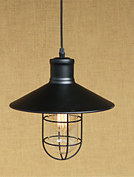 Pendant Light Modern/Contemporary Retro Country Painting Feature for Edison Bulb Mini Style Designers MetalLiving Room Bedroom Dining