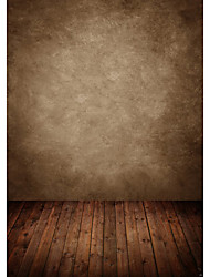5 * 7ft grande toile de fond toile de fond classique de la mode bois parquet pour studio photographe professionnel