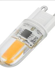 G9 Luci LED Bi-pin T 1 COB 200-300 lm Bianco caldo AC 220-240 V 1 pezzo