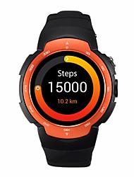 Relógio InteligenteImpermeável Suspensão Longa Calorias Queimadas Pedômetros Video Controle de Mídia Controle de voz Tora de Exercicio