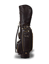 Golf Bags Durable Genuine Leather For Golf