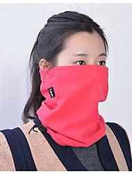 Unisexe Printemps Automne Hiver Masque de protection contre la pollution Garder au chaud Pare-vent Résistant à la poussière ToisonCamping
