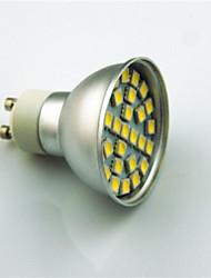 3W GU10 Spot LED 29 SMD 5050 350 lm Blanc Chaud Blanc Froid Décorative AC220 V 1 pièce