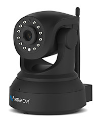 VStarcam C24S 1080P 2.0MP HD Wireless IP Camera /Baby Monitor (Wireless/ Support 128G TF/ 10m Night Vision/Onvif/p2p)-Black