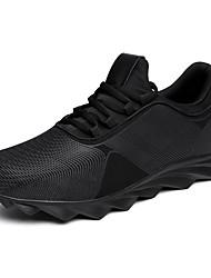 Unisex sneakers primavera queda casal sapatos pu casual corrida